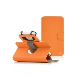 """Custodia Chiusa Universale 4"""" - Colore Arancio"""