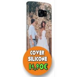 Cover personalizzata stampata con foto