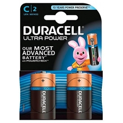 Mezza torcia C2 Duracell ULTRA POWER