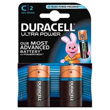 Mezza torcia C2 Duracell ULTRA POWER