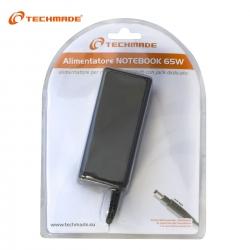 ALIMENTATORE Notebook 90W per HP - ATTACCO PICCOLO