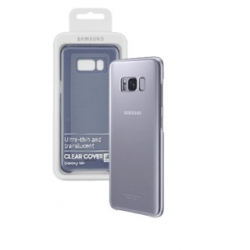 COVER CLEAR - S8 PLUS