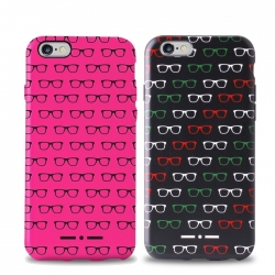 Cover in silicone fucsia - Iphone 6 plus