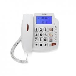 Telefono con Filo - Brondi BRAVO 90 LCD