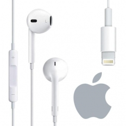 Auricolari originali Apple EarPods con connettore Lightning