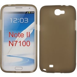 Cover in silicone - Samsung NOTE 2