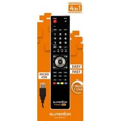 Telecomando Universale - Superior 4 in 1 usb