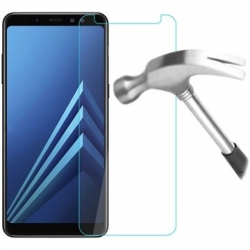Vetro temperato - Samsung A8 2018