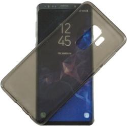 Cover in silicone per Samsung S9 PLUS - COL. TRASPARENTE