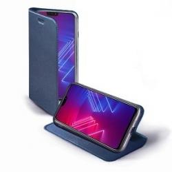 Custodia chiusa blu - Samsung A9 2018