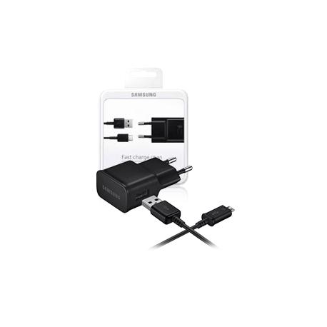 Carica batteria originale Samsung fast charging - Micro usb