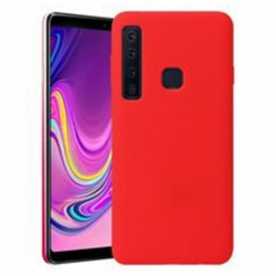 COVER soft  rossaa - SAMSUNG A9 2018