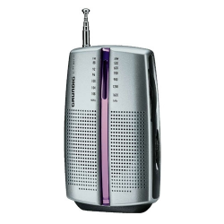 Radio Portatile Analogico Grunding - Rosa
