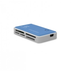 LETTORE CARD READER USB 2.0 17 IN 1 - TECHMADE