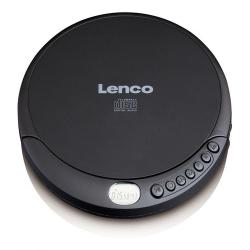 LETTORE CD portatile nero - Lenco CD-010