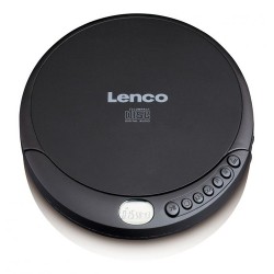 LETTORE CD portatile nero - Lenco CD-010