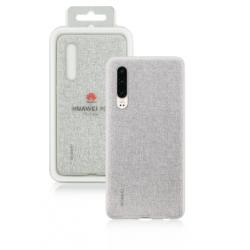 Cover in silicone grigia e tortora - Huawei P30