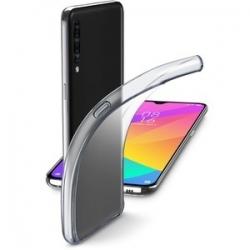 Cover trasparente grigia - Samsung A70