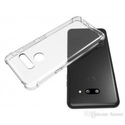 Cover in silicone trasparente - Lg k40s 2019