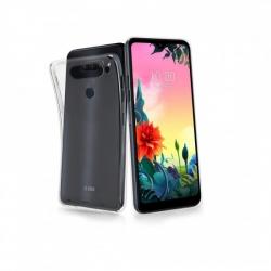 Cover in silicone trasparente - Lg k50s 2019