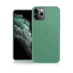 Cover in silicone semitrasparente - iPhone 11 Pro Max