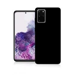 Cover in silicone nera S20+ - Fonex