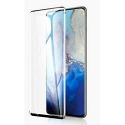 Vetro temperato 3D nero - Samsung S20+