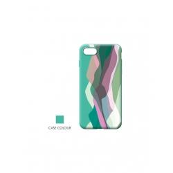 Cover in silicone Samsung A20E - Rovi Colour Explosion