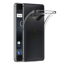 Cover in silicone - Nokia 6