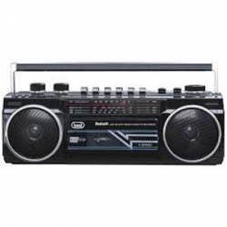 Radio cassetta mp3 bluetooth - TREVI RR501