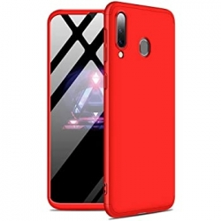 Cover in silicone rossa - SAMSUNG A50 / A30s