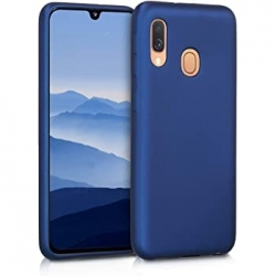 Cover in silicone skinny - SAMSUNG A40s