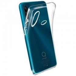 Cover in silicone trasparente - Alcatel 1SE 2020