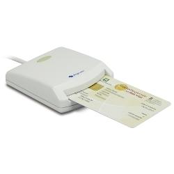 Lettore Smart Card Chip USB - Digicom  SCR C01