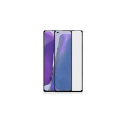 Pellicola multistrato ultra resistente 5d curva con bordo nero - Samsung Note 20