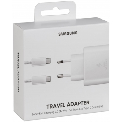 Caricabatteria Samsung fast charge type c - 45W  3A