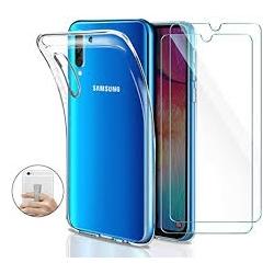 Cover in silicone trasparente - SAMSUNG A50/A30s