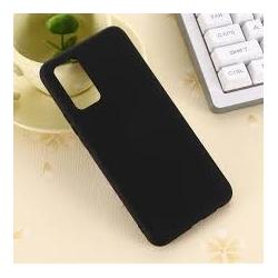 Cover in silicone nera - Samsung Note 20