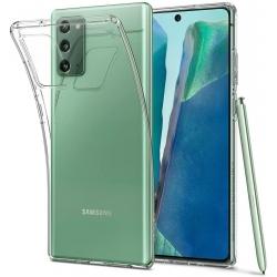 Cover in silicone trasparente - Samsung NOTE 20