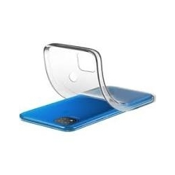 Cover silicone trasparente Xiaomi Redmi 9c - Rovi