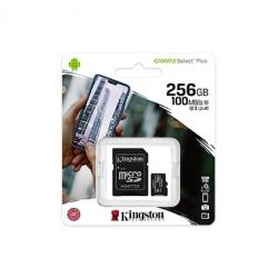 MICRO SD 256 GB  Kingston  A1 - classe 10