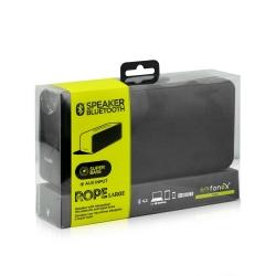 Speaker Bluetooth 3W+3W Super Bass e Microfono Integrato - Rope