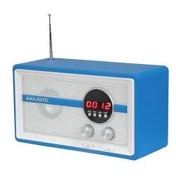 RADIO SVEGLIA MP3 - MAJESTIC WR 140