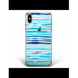 cover silicone iPhone 7, 8, SE - Rovi wave