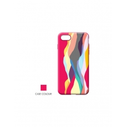Cover in silicone Colour Explosion - Samsung A21S