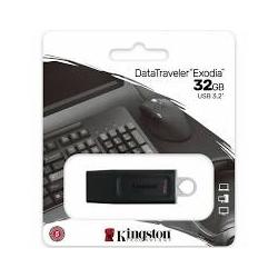 Pendrive 32 GB 3.2  - Kingston DTI Exodia