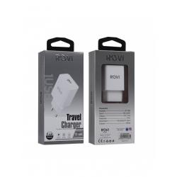 Mini carica batteria con Porta USB da 2.1A