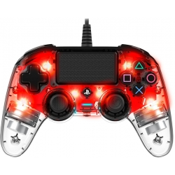 Joystick wired controller PS4 - Nacon Illuminated