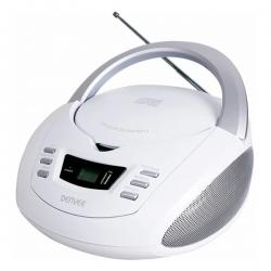 Radio con lettore CD  e ingresso usb - DENVER TCU-211