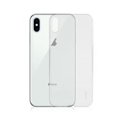 Cover silicone trasparente 0,4mm - IPhone XS MAX